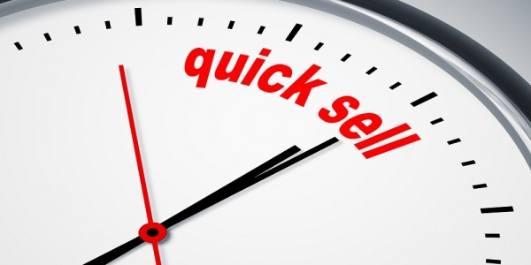 An image of a nice clock with quick sell